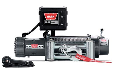 Warn Winch - 9.5xp Extreme Performance