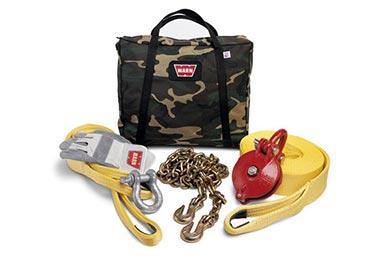 Warn Heavy-Duty Winch Accessory Kit