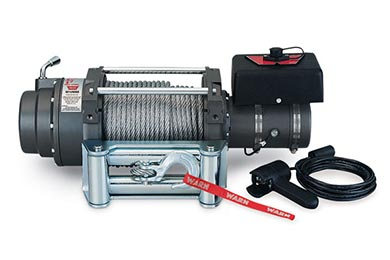 Ford F-450/550 Warn Winch - M12000