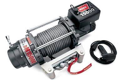 GMC S15 Pickup Warn Winch - M15000