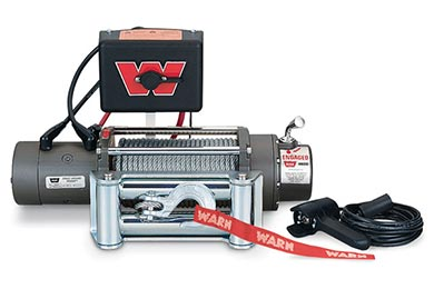 GMC Canyon Warn Winch - Warn M8000