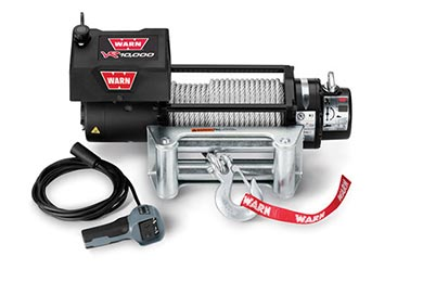 GMC S15 Pickup Warn Winch - VR10000