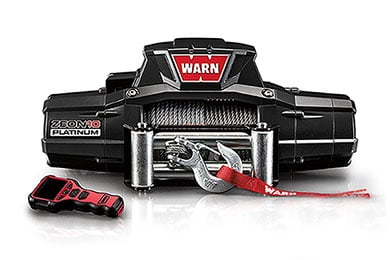 Chevy C/K 1500 Warn ZEON 10 Platinum Winch