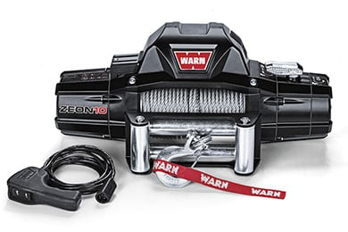 Warn ZEON 10 Winch