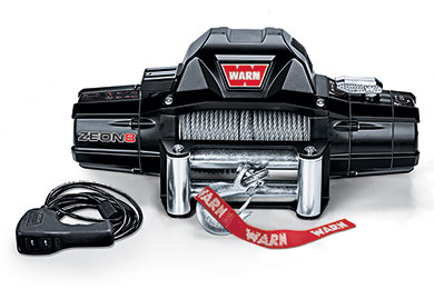Ford Ranger Warn ZEON 8 Winch