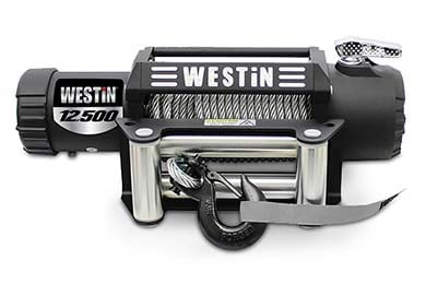 Chevy Tahoe Westin Off-Road 12.5 Waterproof Winch