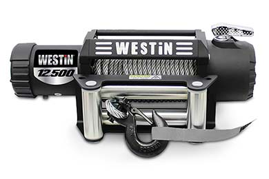 Chevy C/K 1500 Westin Off-Road 12.5 Waterproof Winch