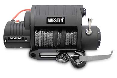 Chevy Tahoe Westin Off-Road Integrated 10.0 Winch