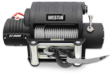 Nissan Xterra Westin Off-Road Integrated 12.0 Winch
