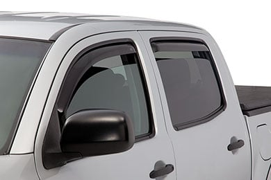 EGR In-Channel Window Visors