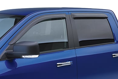 Ford F-150 EGR Tape-On Window Visors
