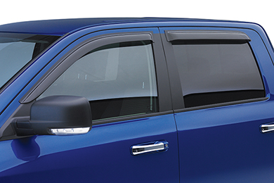GMC Sierra EGR Tape-On Window Visors