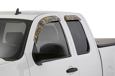Ford F-250 Stampede TAPE-ONZ Camo Side Window Deflectors