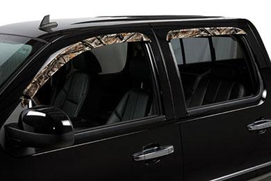 Stampede TAPE-ONZ Camo Side Window Deflectors