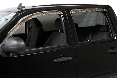 Stampede TAPE-ONZ Camo Side Window Deflectors