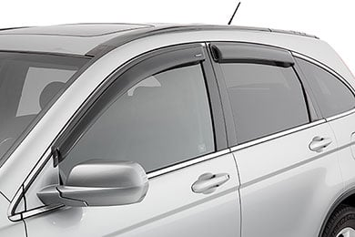 GMC Acadia Stampede TAPE-ONZ Side Window Deflectors