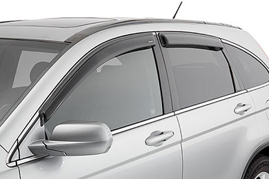 Nissan Murano Stampede TAPE-ONZ Side Window Deflectors
