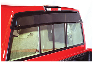 Wade Cab Guard Rear Window Deflector by Westin