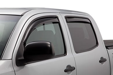 Mitsubishi Lancer WeatherTech In-Channel Side Window Deflectors