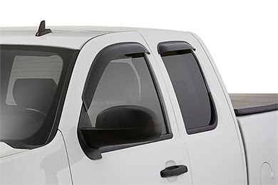 westin slim line window deflector