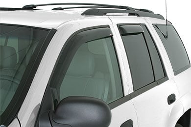 Ford Ranger Wade In-Channel Wind Deflectors by Westin