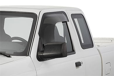 Ford F-250 Wade Wind Guard Wind Deflectors by Westin