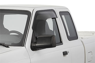 Ford Ranger Wade Wind Guard Wind Deflectors by Westin