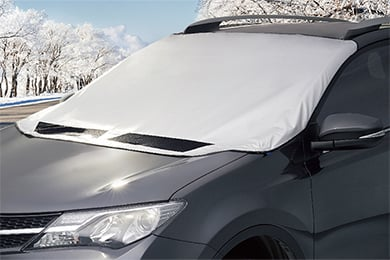 Dodge Grand Caravan 3D Maxpider Wintect All Season Windshield Cover