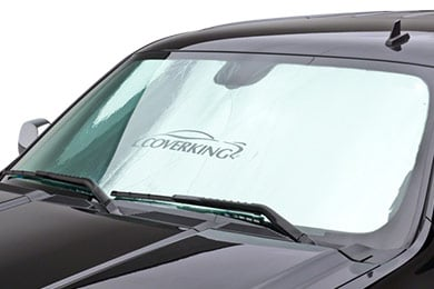 Volkswagen Touareg Coverking Roll Up Sun Shield