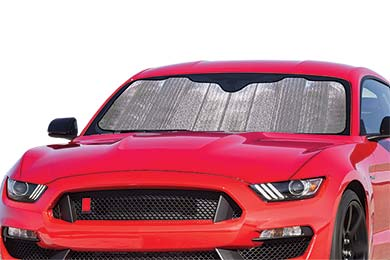 Intro-Tech Automotive Stand Up Windshield Sun Shade