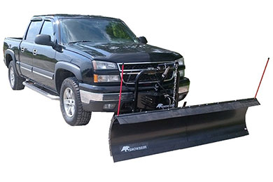Nissan Frontier SnowBear Hydraulic Snow Plow