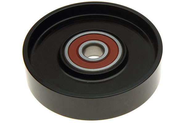 ACDelco Drive Belt & Components, Professional Drive Belt Idler Pulley - Air Conditioning