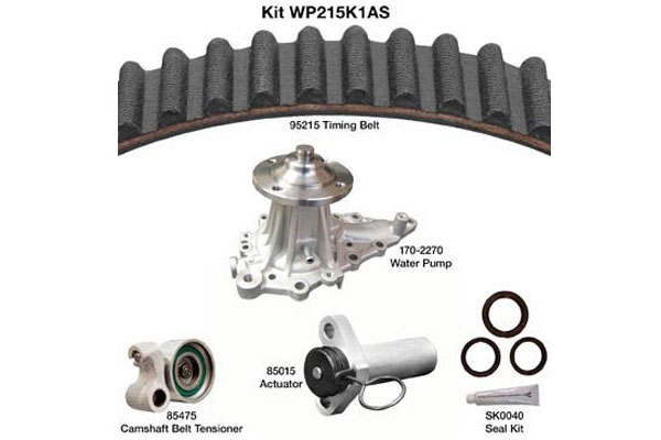 DAYCO KTBWP3270 Timing Belt Kit with Water Pump
