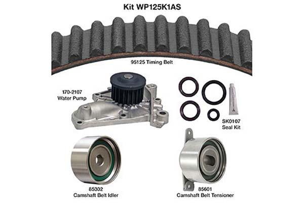dayco WP125K1AS kit