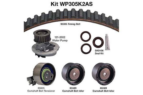 dayco WP305K2AS kit