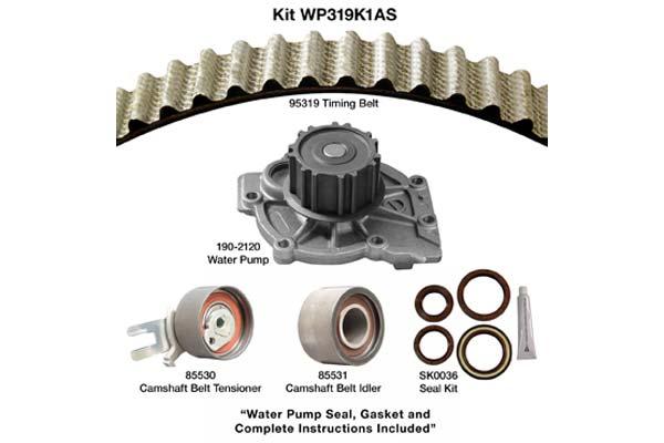 dayco WP319K1AS kit