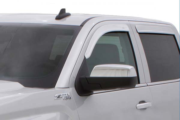 avs color match low profile ventvisors installed