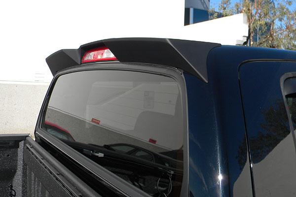 egr truck cab spoiler toyota