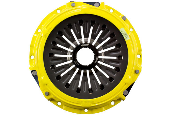 act heavy duty pressure plates top view