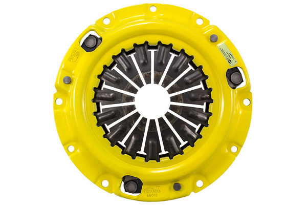 act xtreme pressure plates top view