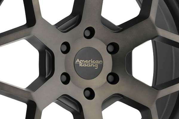american racing wheels AR916 center