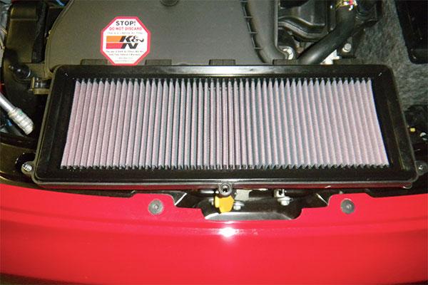 2090 kn air filter 2012 fiat 500