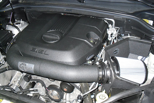 afe magnum force cold air intake dodge durango