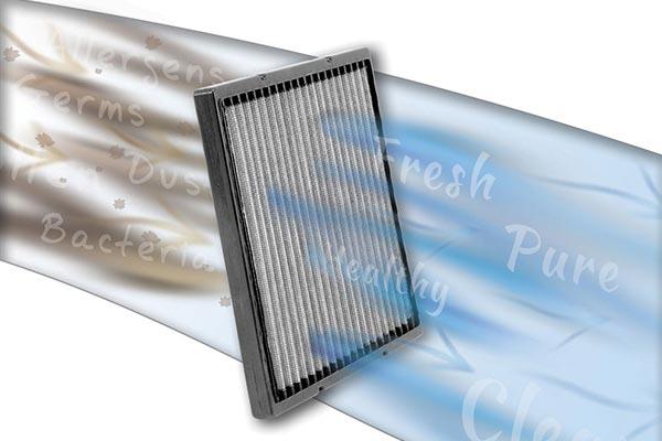 k n cabin air filter refresher kit clean airflow