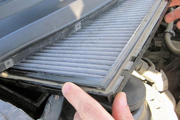 k n cabin air filters changing cabin filter