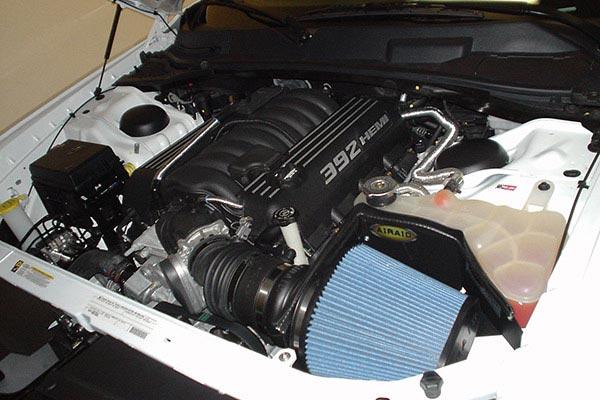 1846 airaid intake system 2012 dodge challenger