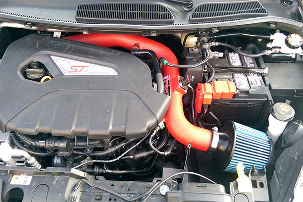 injen sp performance cold air intake ford fiesta st