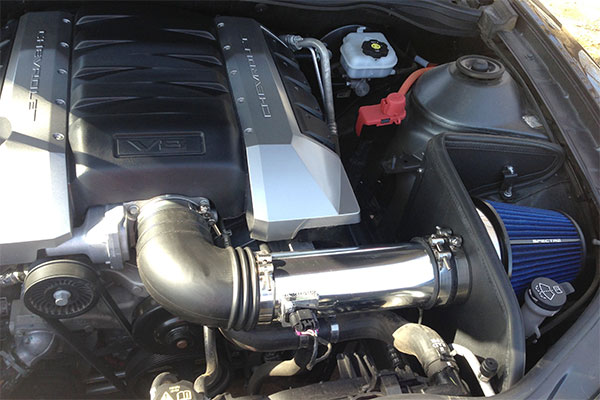 4368 spectre cold air intake chevy camaro