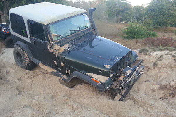 5598 arb safari snorkel 1995 jeep wrangler