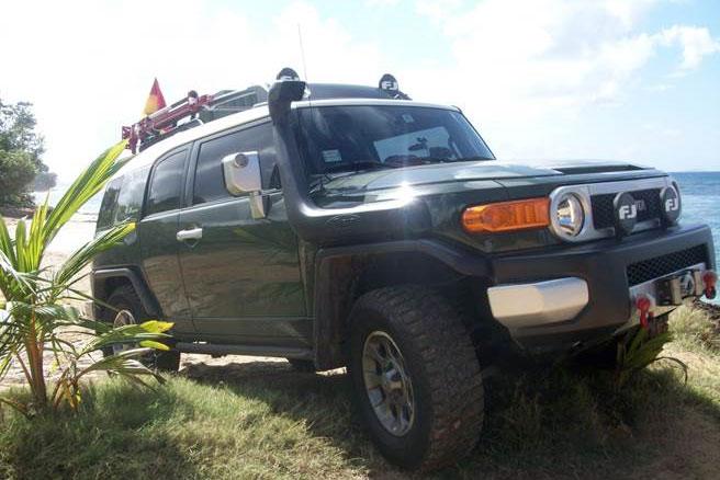 5598 arb safari snorkel 2012 toyota fj cruiser